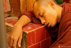 11-10-03 Myanmar (1013) O01 (Nikobo3) Tags: asia myanmar birmania burma mandalay culturas color people gentes portraits retratos monjes monks travel viajes nikon nikond200 d200 nikon7020028vrii nikobo joségarcíacobo