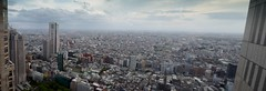 Tokyo Panorama (AMcUK) Tags: shinjukuku tōkyōto japan jp em10 omdem10 omdem10mkii em10mkii omd olympus olympusuk m43 micro43rds micro43 microfourthirds nippon tokyo shinjuku tocho tokyometropolitangovernmentbuilding observatory skyscraper panorama