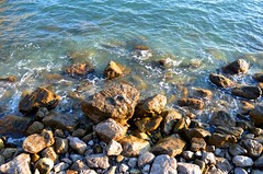 Black sea🌊 (valeriaanokhina23) Tags: nature stones sea crimea vacation summer agoodday