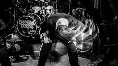 Cannibal Corpse - live in Bielsko-Biała 2018 fot. MNTS Łukasz Miętka_-8