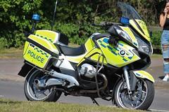 HX14 GYE (JKEmergencyPics) Tags: traffic rpu roads policing unit motorcycle motorbike bike cycle response police hampshire constabulary hants tvp thames valley berkshire windsor datcher royal wedding hx14 gyj gye hx14gyj hx14gye