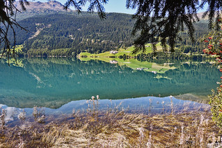 Lago di Resia, Curon Venosta - Italy (1100808)