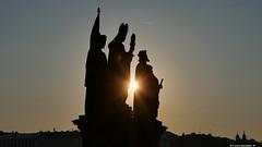 Awakening (swordsweeper) Tags: prag tschechien tschechischerepublik sonnenaufgang sunrise prague stadt hauptstadt silhouette