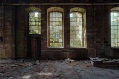 natureWillComeIn (tobias-eger) Tags: nature abandon abandoned windows door industry urbex abstract natur verlassen tür fenster industrie window urban exploration