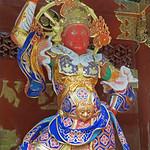 Komoku-ten, gardien de la porte Niten-mon du temple Taiyuin (Nikko, Japon) thumbnail