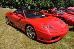 V8 Class Ferrari's (7) (Gearhead Photos) Tags: ferrari concours delegance renton washington 2018 166 348 355 360 458 488 456 599 308 328 jon shirley 250 prancing horse red v12 v testarossa lusso gtc4 f12 tdf speciale 275 gtb 246 gts 166mm barchetta