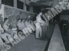 911- 5556 (Kamehameha Schools Archives) Tags: kamehameha archives ksg ksb ks oahu kapalama luryier pop diamond 1955 1956 timothy wong secretary