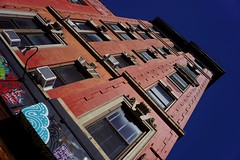 East Village - maison 1 (luco*) Tags: usa united states america étatsunis damérique new york city manhattan east village maison house