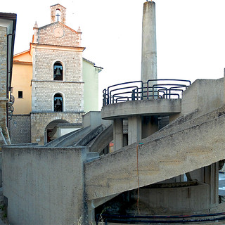 1 belvedere (Alberto Nuzzolo) e  chiesa di san Bartolomeo apostolo, Paduli