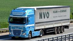 NL - Braay Transport >NVO< DAF XF 106 SSC (BonsaiTruck) Tags: braay nvo daf lkw lastwagen lastzug truck trucks lorry lorries camion caminhoes