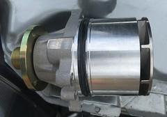 Ready to go in: Stewart water pump upgrade (Pim Stouten) Tags: z3 bmw e36 roadster pump pomp pumpe waterpump wasserpumpe watermpomp stewart