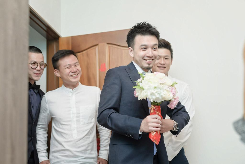 台南婚攝 - 總理大餐廳婚宴!婚禮紀錄-11