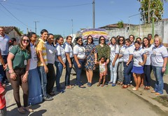 Entrega maquina para fazer sandalias - COOP Vila Vitória - 20.07.2018 -   (1) (prefeituramunicipaldeportoseguro) Tags: maquina sandalias coopvitória governo claudia