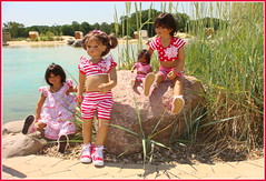 Sommer 2011 ... 2018 (Kindergartenkinder 2018) Tags: naturbad olfen kindergartenkinder kindra milina setina leleti sommer 2011