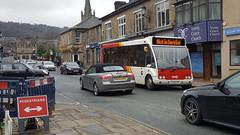 YJ54UXV 141 Ramsbottom 130418 (ade torquay) Tags: bury lancs buses