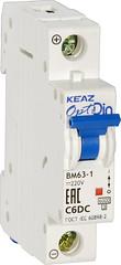 Автоматический выключатель ВМ63-1C6-DC (Реле и Автоматика) Tags: автоматический выключатель вм631c6dc