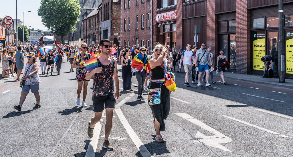ABOUT SIXTY THOUSAND TOOK PART IN THE DUBLIN LGBTI+ PARADE TODAY[ SATURDAY 30 JUNE 2018]-141708