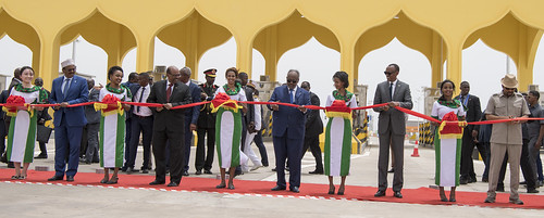 Inauguration of Djibouti International Free Trade Zone | Djibouti, 05 July 2018