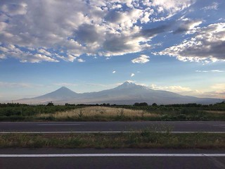 Mount Ararat ,Armenia