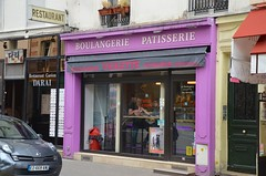 Boulangerie Violette (Joe Shlabotnik) Tags: 2018 paris patisserie purple france march2018 boulangerie violette afsdxvrzoomnikkor18105mmf3556ged