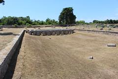 IMG_4940 Paestum (drayy) Tags: paestum rome roman ancient magnagraecia temple town italy europe campania greek