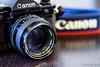 Canon A-1 (grand Yann) Tags: appareilphoto camera objectif boitier bokeh lens macro