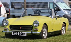 RDE 809M (2) (Nivek.Old.Gold) Tags: 1974 mg midget 1275cc rwa