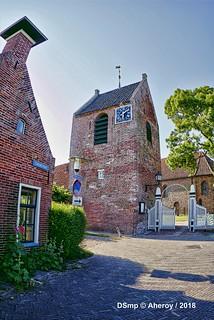 Torenstraat,Ezinge,Groningen  ,the Netherlands,Europe