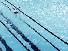 Manfred (ShelSerkin) Tags: shotoniphonex shotoniphone hipstamatic iphone iphoneography squareformat mobilephotography streetphotography candid portrait street nyc newyorkcity gothamist swim pool swimmingpool