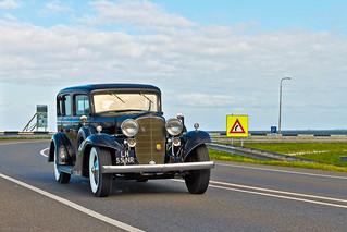 Cadillac 355-C Sedan 1933 (3249)