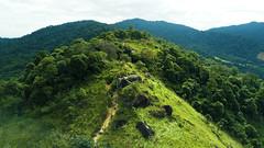 Broga Hill, Semenyih (alfredsridar) Tags: dji phantom mavic pro air spark inspire drone aerial photography travel adventure malaysia flickrfriday riseup
