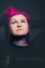 Portrait shoot with Manda (JPetriePhotography) Tags: manda personal tattoos beautydish headshots janepetriephotography kent photographer portraits studioshoot tunbridgewells