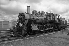 Strasburg Railroad 22 July 2018 (141)bw (smata2) Tags: railroad steamlocomotive livesteam train strasburgrailroad strasburg