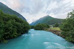 Noorwegen (Chantal van Breugel) Tags: landschap noorwegen hjelle langesluitertijd stromendwater bergen canon5dmark111 canon1635