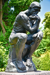 Auguste Rodin - The Thinker at National Museum of Western Art - Tokyo Japan (mbell1975) Tags: taitōku tōkyōto japan jp auguste rodin the thinker national museum western art tokyo nmwa museo musée musee muzeum museu musum müze museet finearts fine arts gallery gallerie beauxarts beaux galleria sculpture statue french