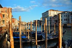 Venice Morning (Atilla2008) Tags: venezia venice wow italy canal gondola d90 nikon morning lighting