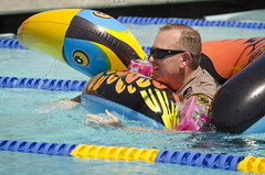 SONC SummerGames18 Tony Contini Photography_1351 (Special Olympics Northern California) Tags: 2018 summergames swimming fun letr police cop