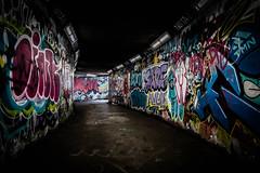 Belfast   |   Subway (JB_1984) Tags: graffiti subway tunnel underpass urban city belfast northernireland uk unitedkingdom nikon nikond500 d500