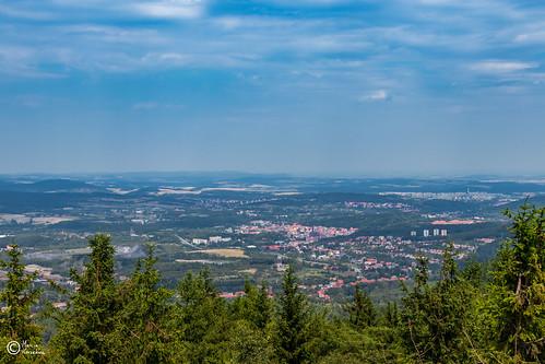 Widoki z Góry Borowej-5