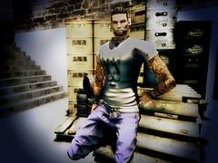 Kael Shirt (JohnnyWalker29 Resident) Tags: kael store fashion mode shirt