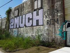 (gordon gekkoh) Tags: 2much harsh abels d30 rem neworleans graffiti nola