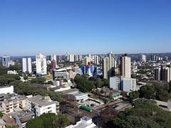 35438345_1932208610410345_8624346372486725632_n (ariel_q) Tags: fozdoiguaçu foz iguassu iguaçu iguazu paraná brasil brazil city cidade skyline building iguazufalls iguaçufalls iguassufalls