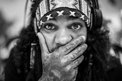 Yoshee (Pierre de Champs) Tags: portrait blackandwhite photographer photography photo nikonphotography caribbean mixed music dj nikon d750 50mm iamnikon tatoo guadeloupe antilles fwi