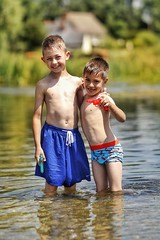 Family ❤ (ZanetaMaria) Tags: family photography wildlife river beautiful son hampshire loveit childernphotography child kids