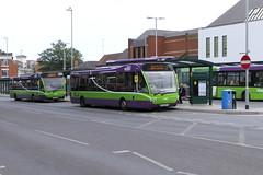 145-01 (Ian R. Simpson) Tags: 8epa optare versa nottinghamcitytransport nottingham bus 307 ipswichbuses ipswich 145