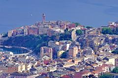 420 - Bastia la vieille ville et la Citadelle (paspog) Tags: bastia corse france vieillevillle citadelle vieuxport église church kirche mai may 2018