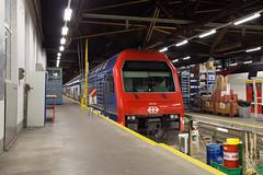 SBB Re 450 032 Zurich Gruppe G (daveymills37886) Tags: sbb re 450 032 zurich gruppe g baureihe
