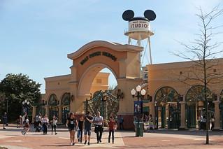 Entrance - Walt Disney Studios Park (France)