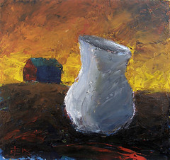 June (ave2go80) Tags: painting landscape expressionism sunset art