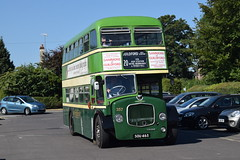 SOU465 357 Aldershot & District  Bristol Loline (graham19492000) Tags: busrally sou465 357 aldershotdistrict bristol loline